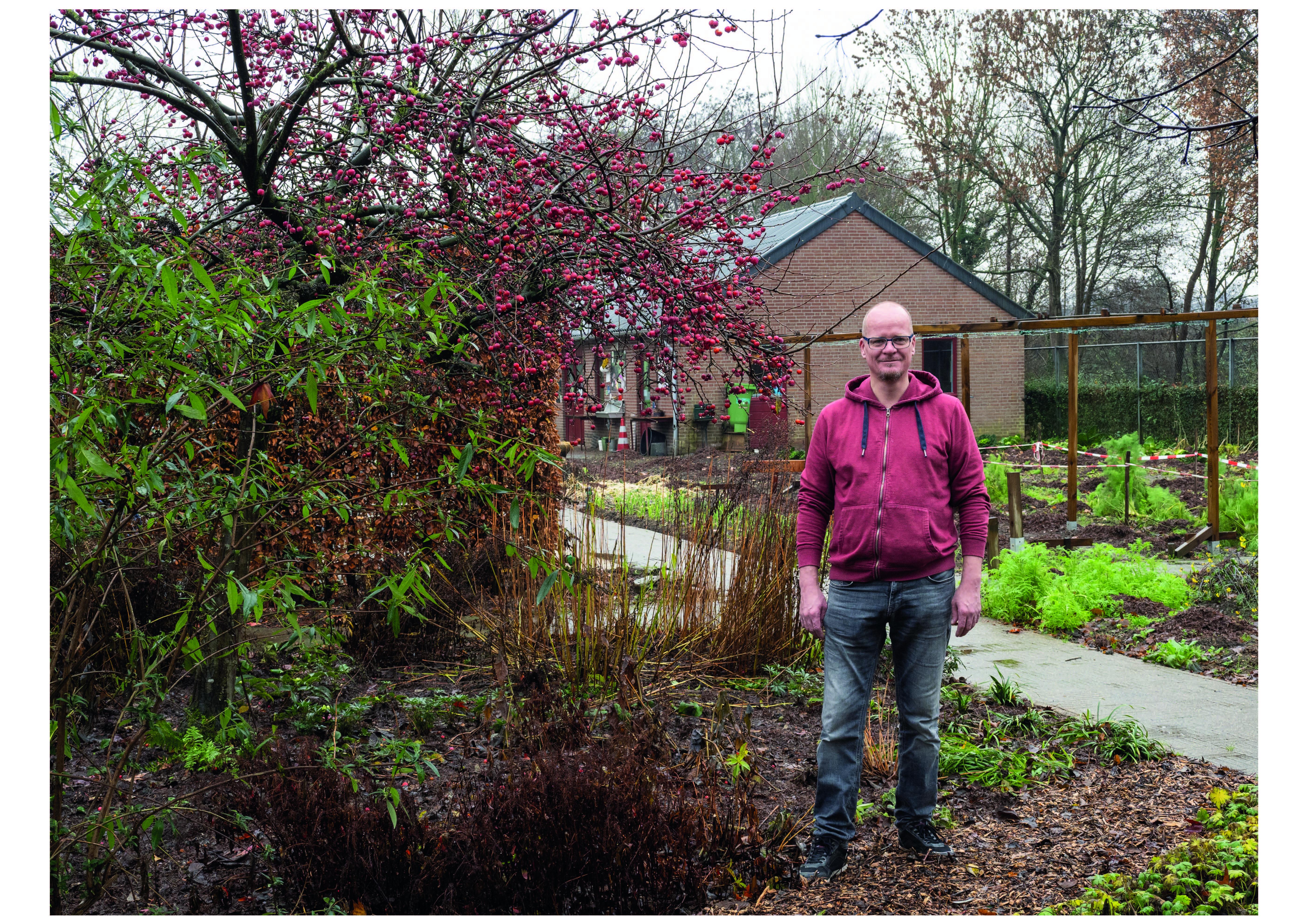 Andre Bollen - Vrijwilliger - Vrijwilligerswerk - Verdeliet - Glossy Sociom - Land van Cuijk