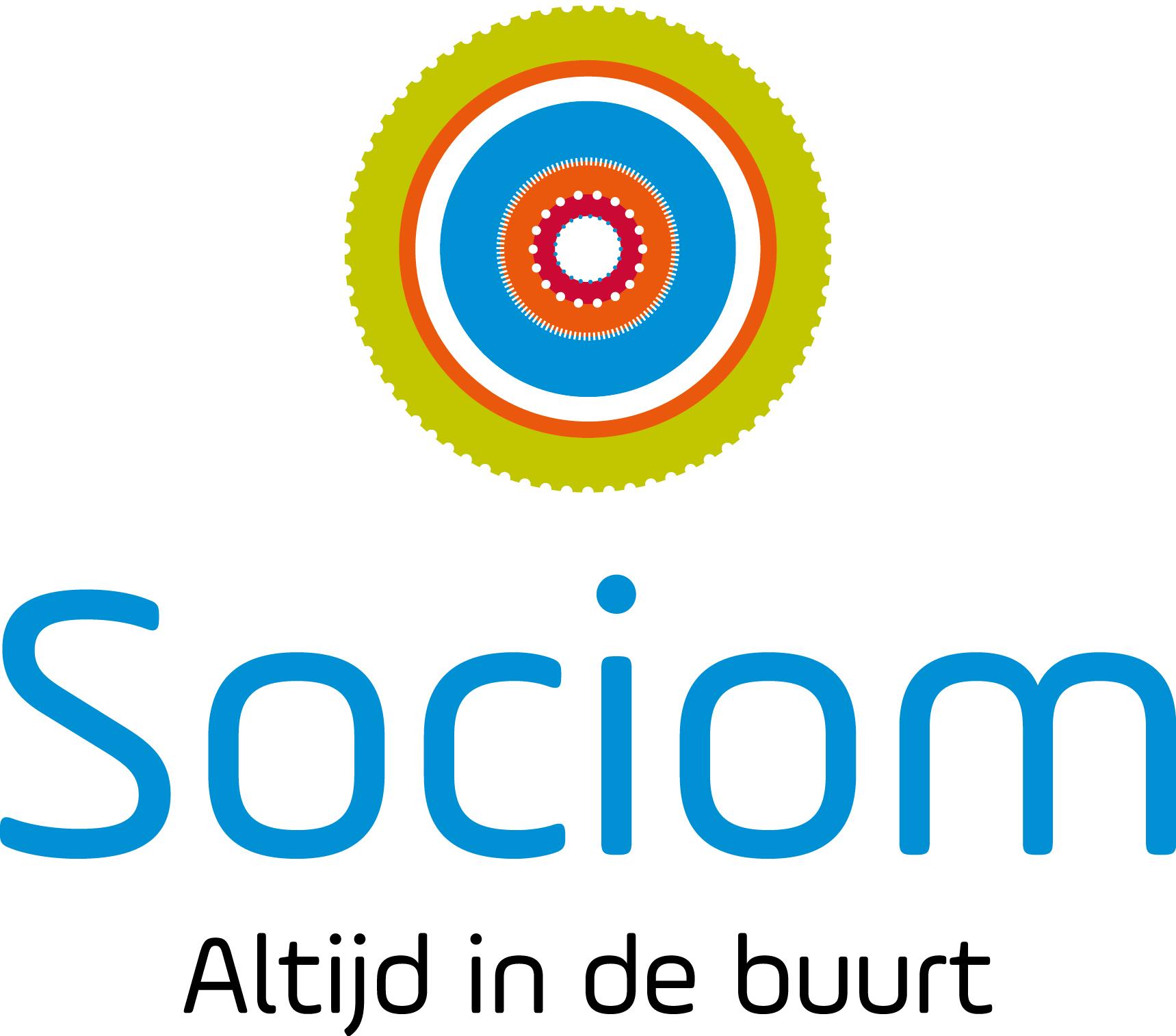 Sociom logo