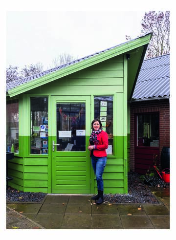 Liesette Buskens - glossy Sociom - vrijwilligerswerk - Land van Cuijk - Verdeliet